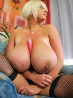 Emilia Boshe big all natural 80I tits