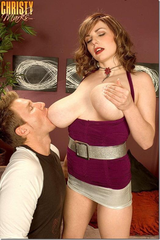 Karina hart boob licking