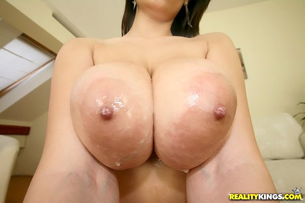 big titty cumshot